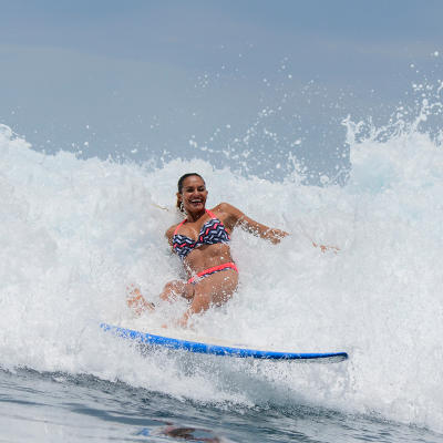 wipeout surfboard