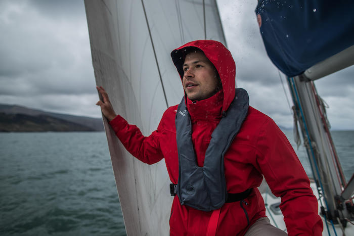Sailing in monsoon