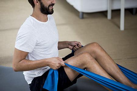 Back exercises for pilates