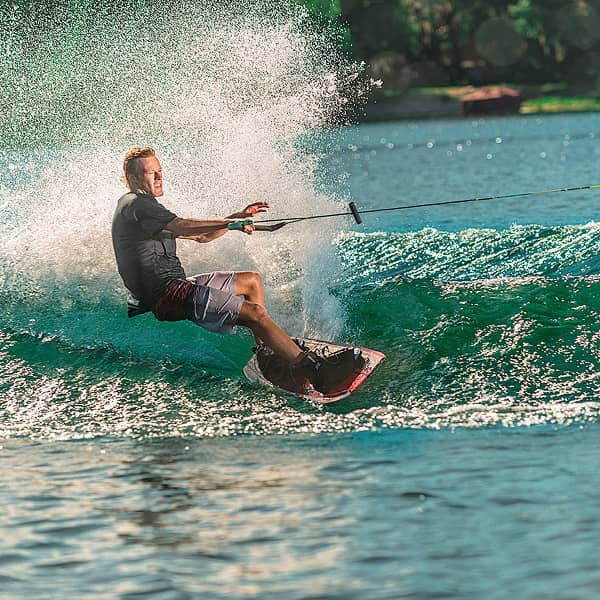 weight balance in wakeboarding