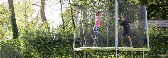 Trampolining: Exercise Without Even Noticing it!