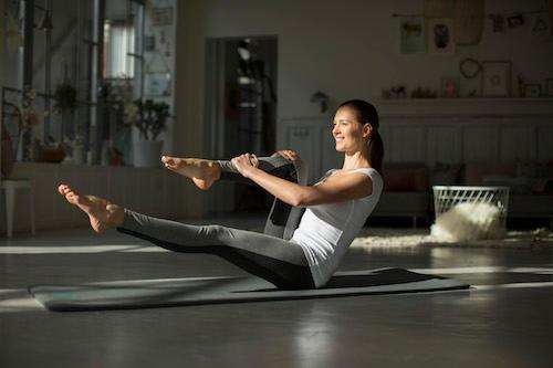 Pilates exercieses