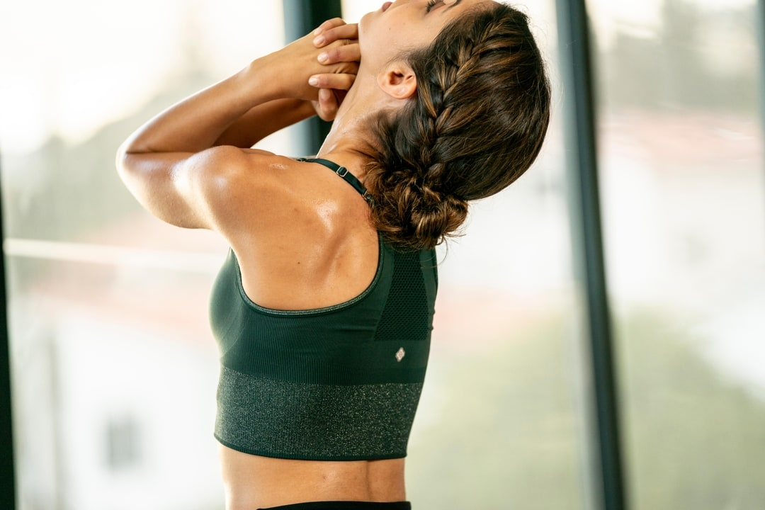 10 Exercises to get rid of a double chin - Blog Decathlon
