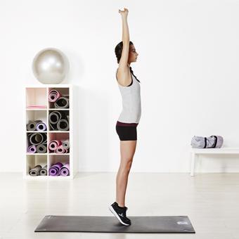 mountain pose exercise