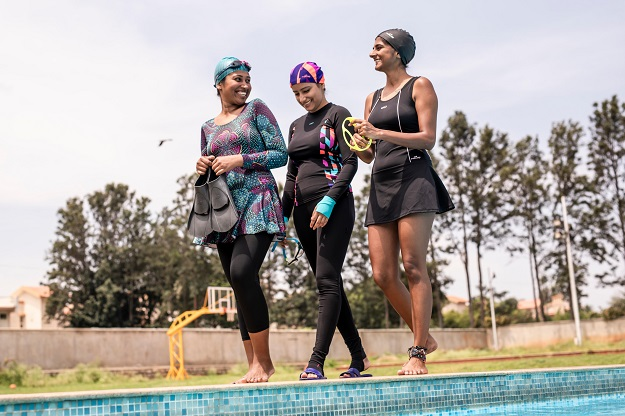Aquafitness: Back into the Pool with a New Outfit