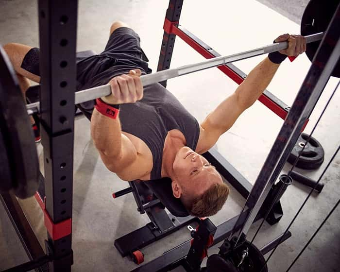 Underhand Grip Inverted Row