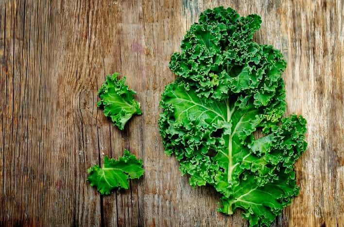kale - functional booster food