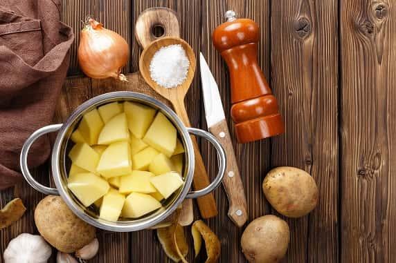 potato - startch food