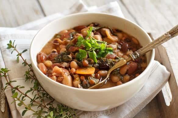 kidney beans - protein rich