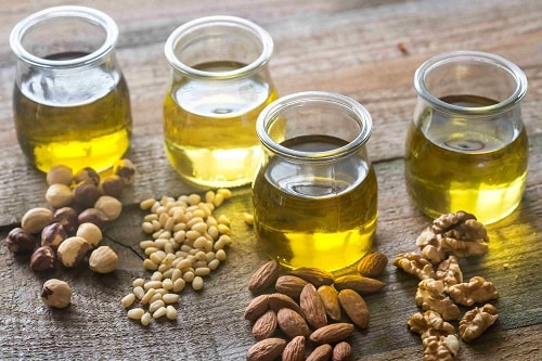 Nut Oils for weight gain