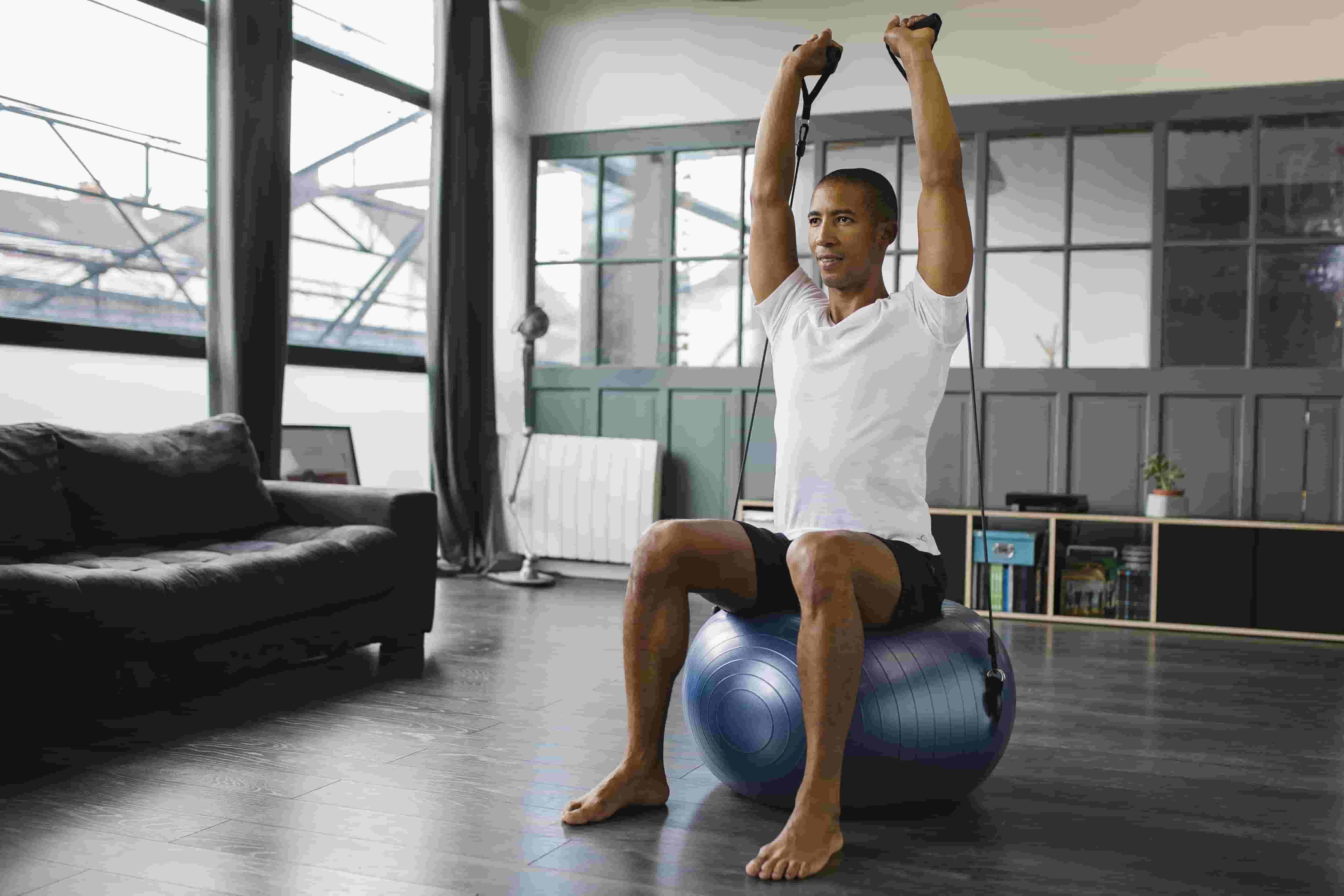 gymball workout