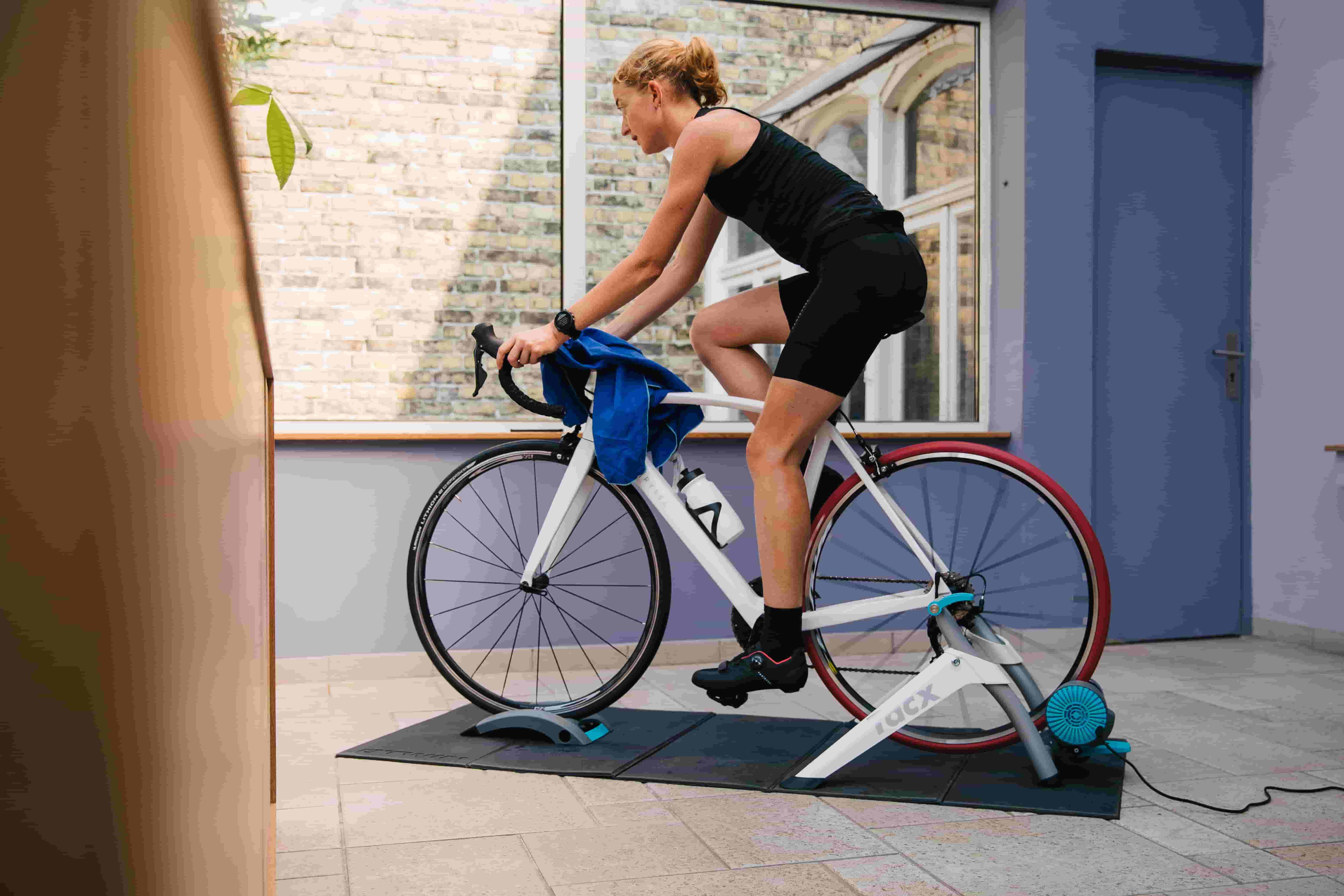 cycling at home