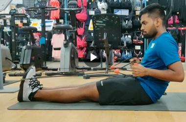 Knee strengthening tips by Rohan Reddy