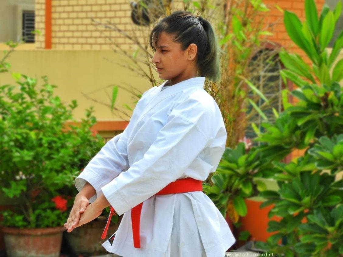 Deepanwita Bera - Exercises at Home to Improve in Karate