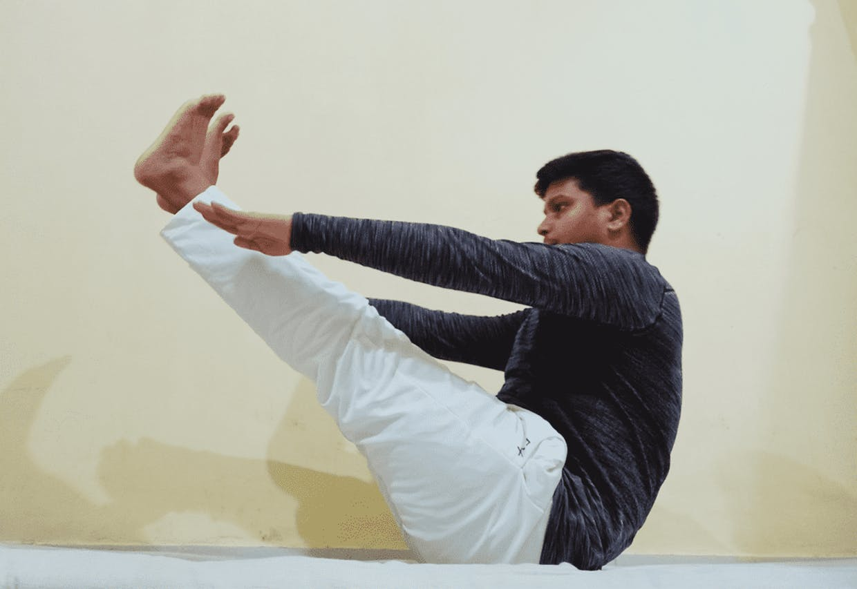 5 Yogasanas for Cricketers