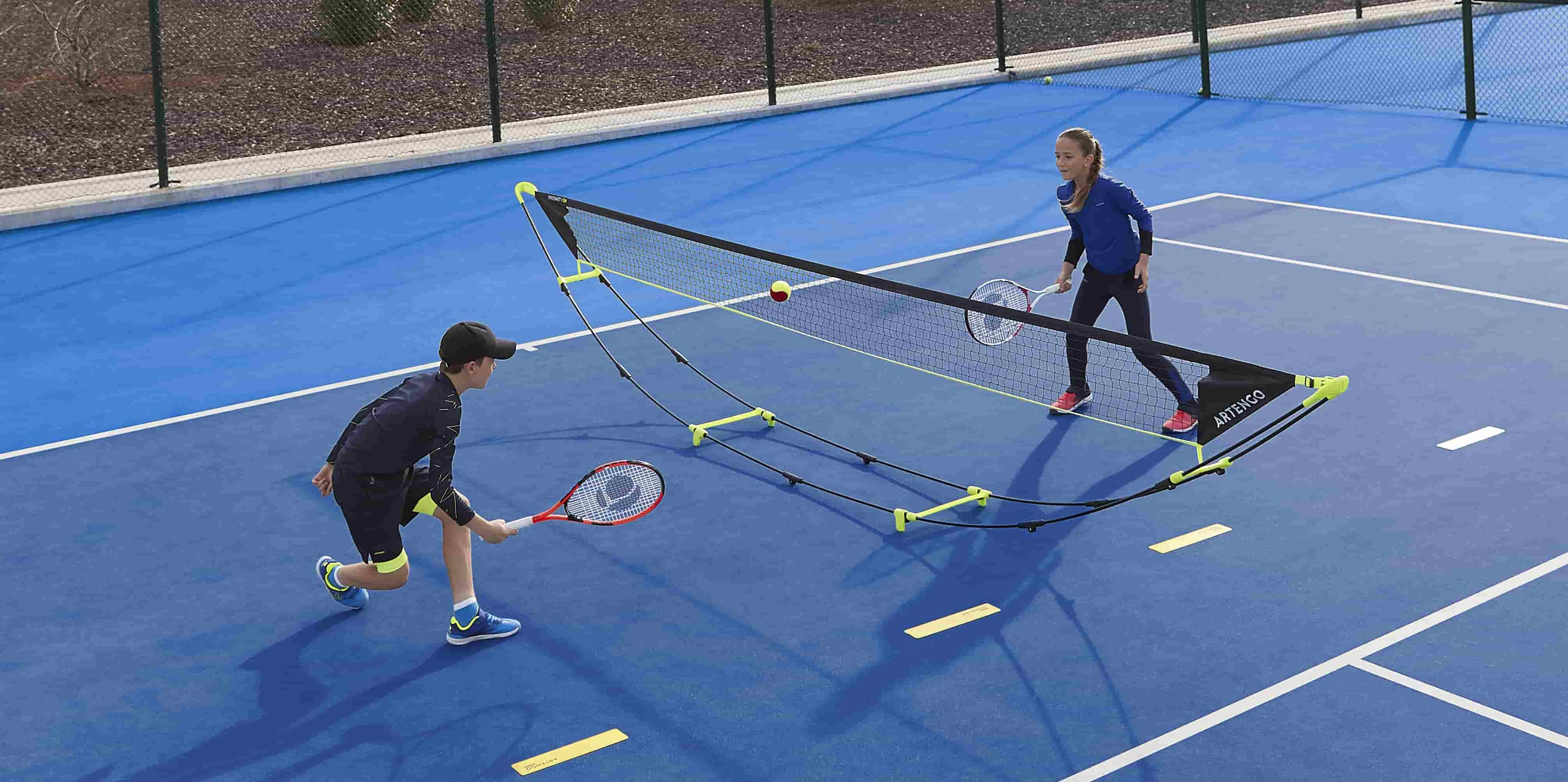 What is Progressive Tennis and its Benefits for Juniors