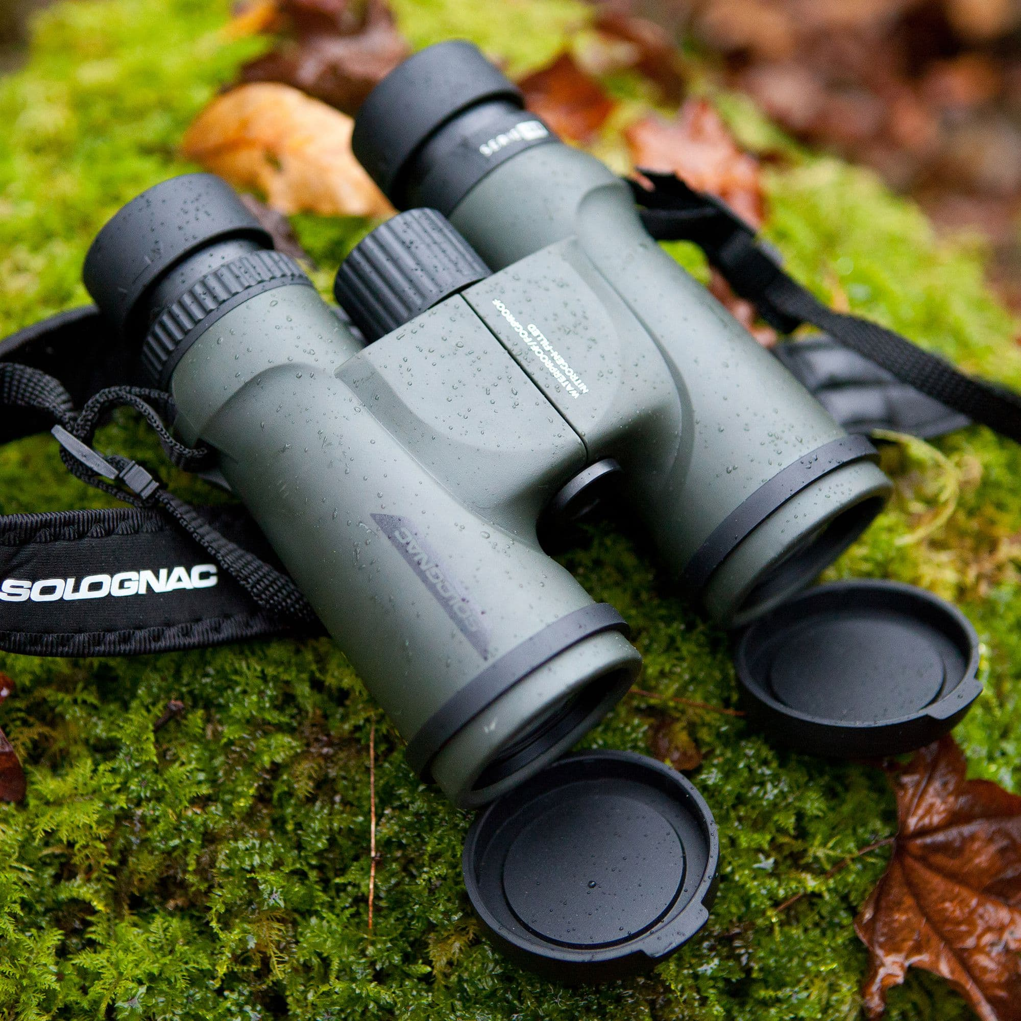 Solognac Serie 100 10X42 Binoculars : Review and Field Test