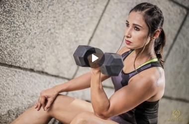 Kettlebell exercises at home with Diksha Mallik
