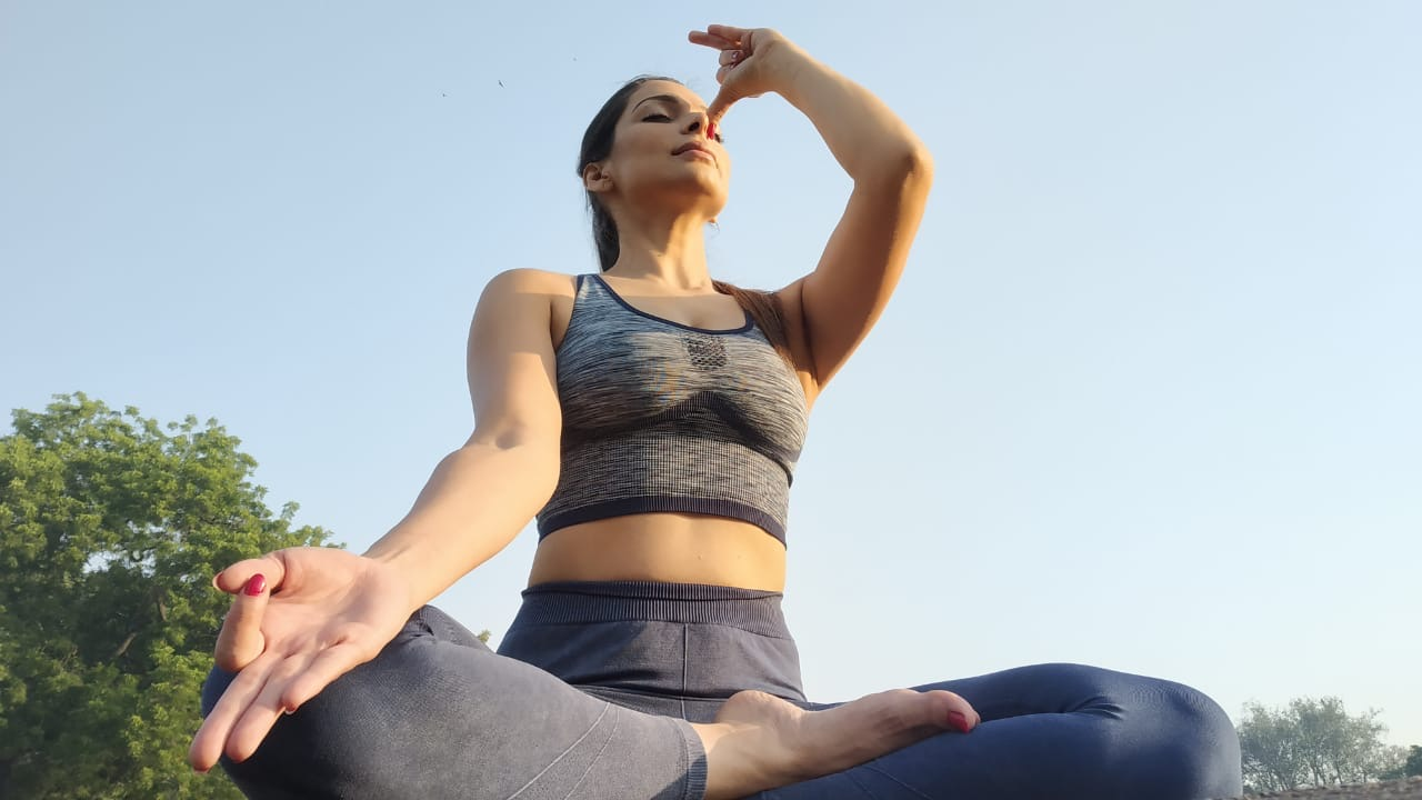 In Conversation with Yoga Expert Garima Bhandari