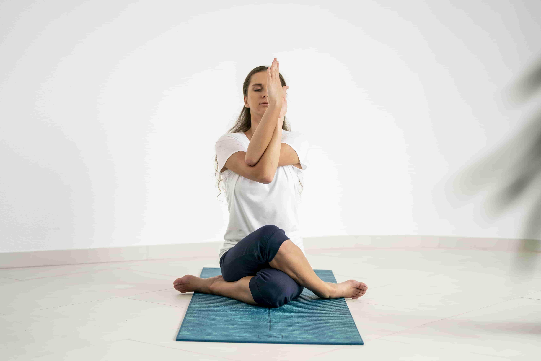 yoga mat exercise