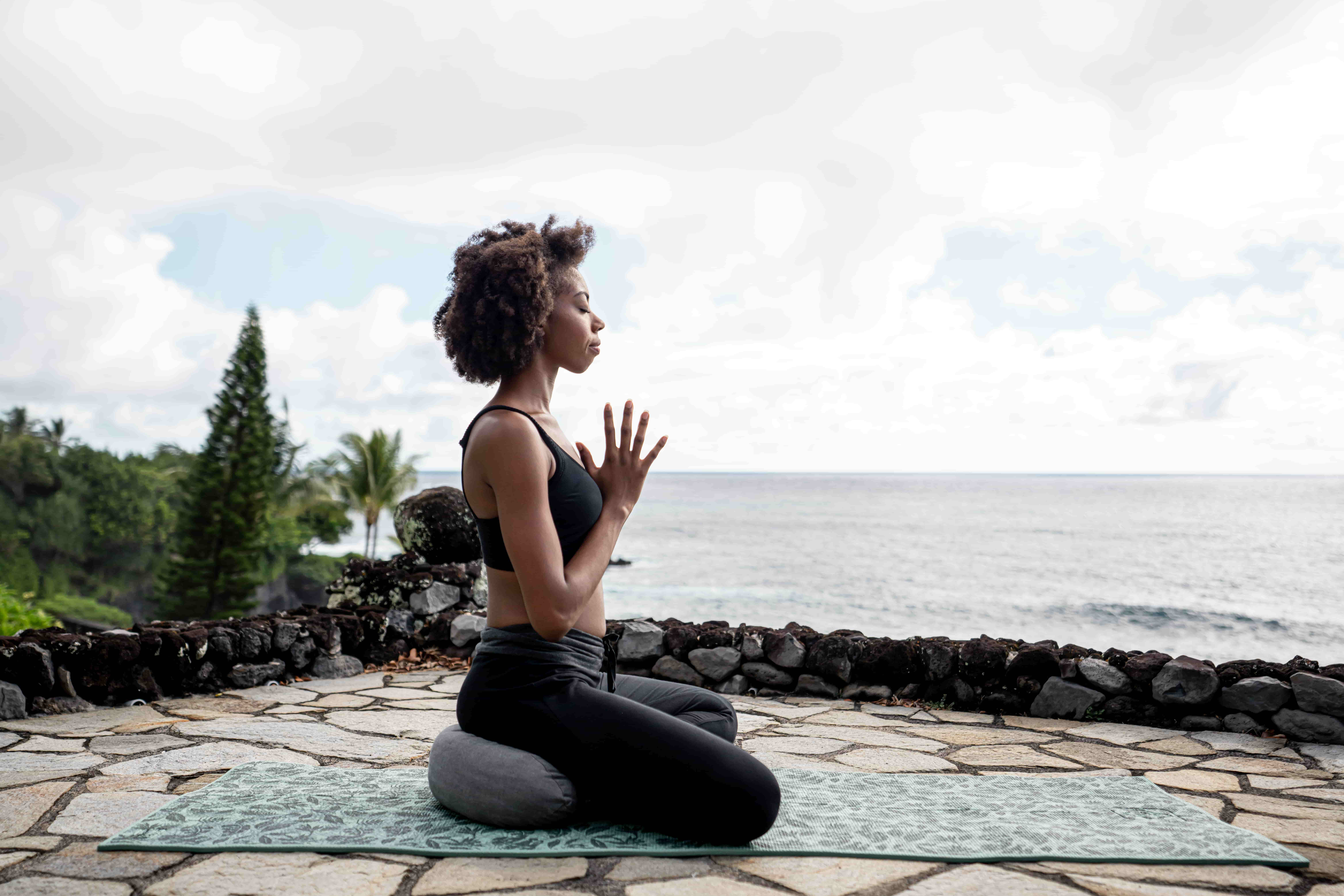 yoga mat for beginner