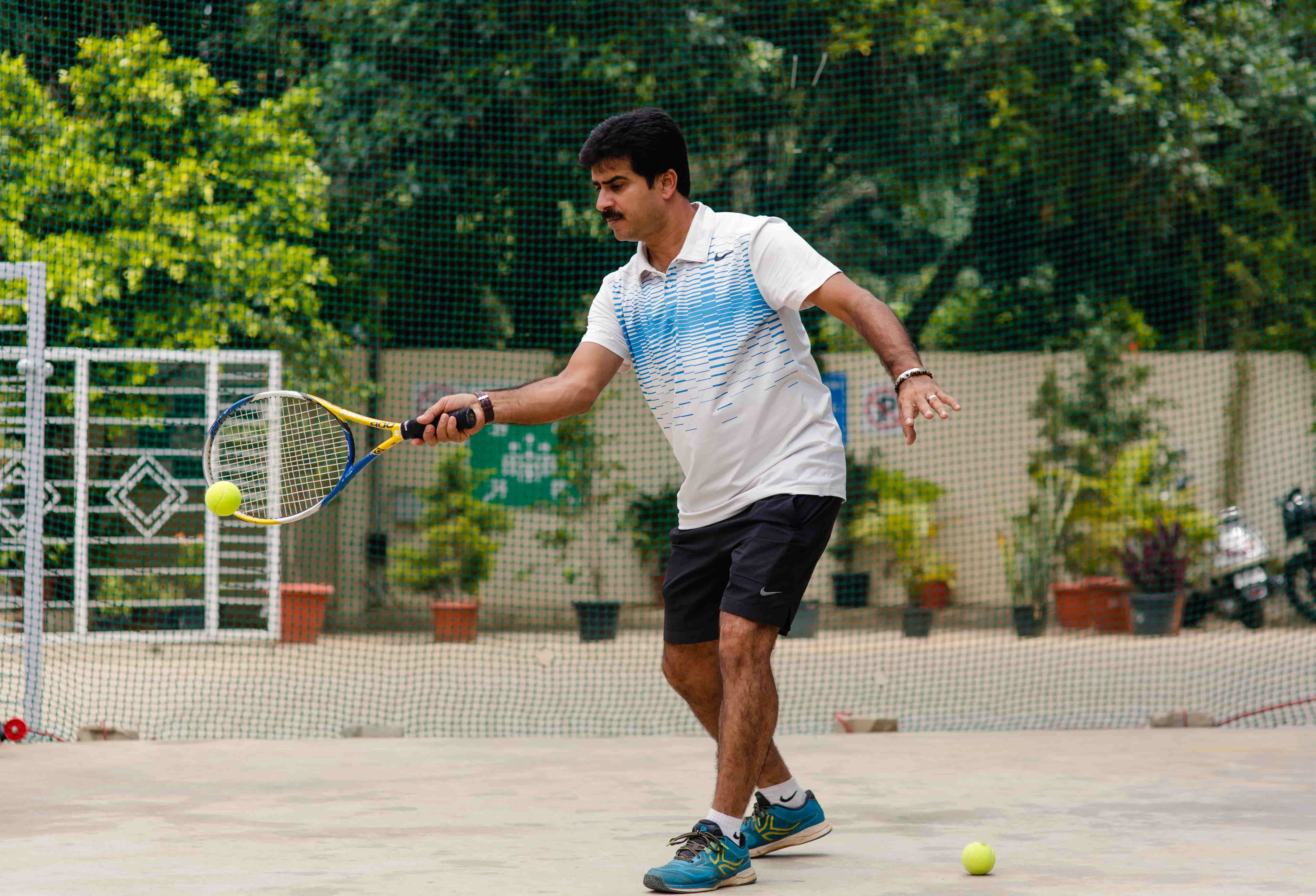 Improve Your Tennis Forehand