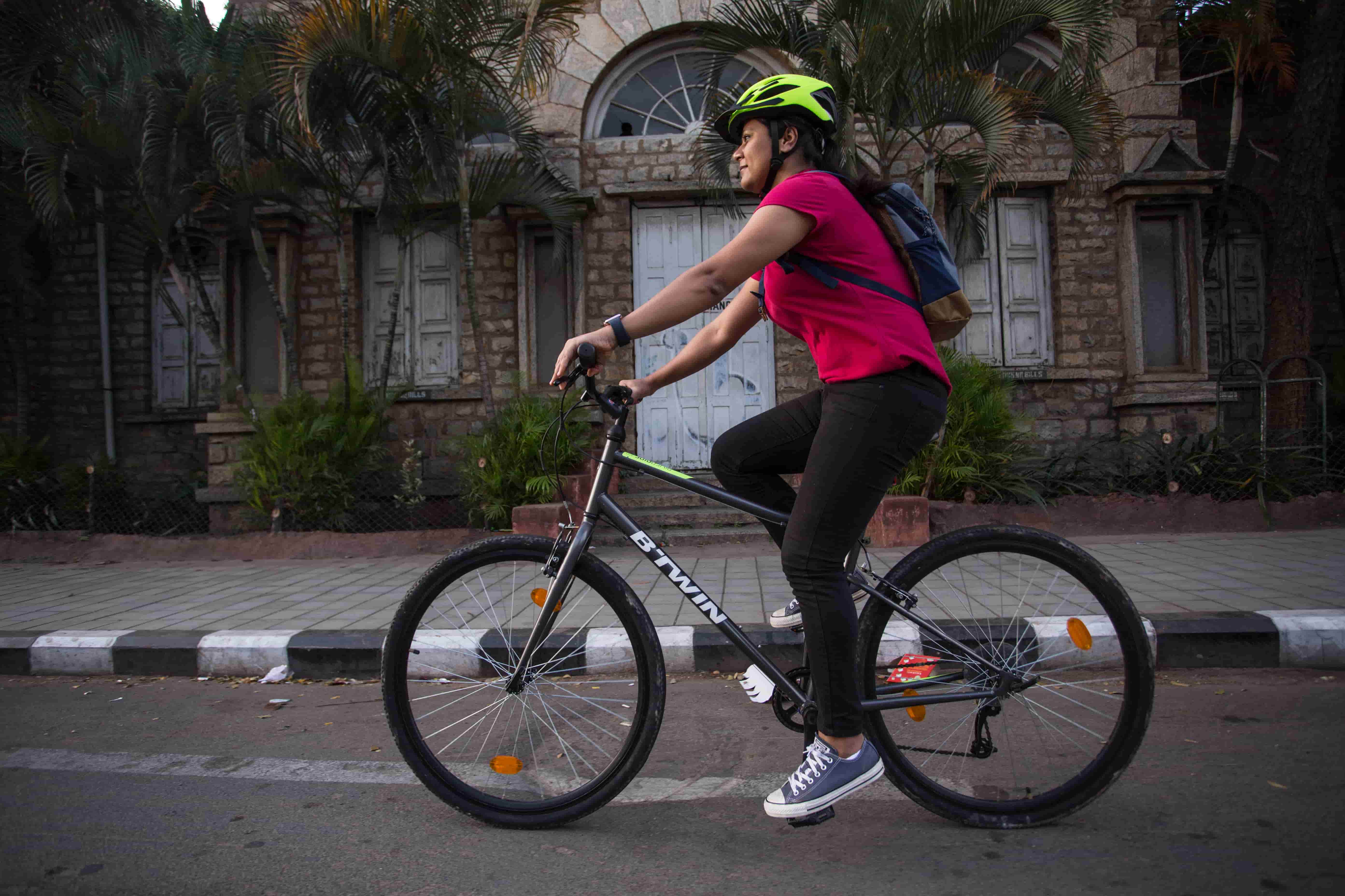 8 benefits of cycling for women