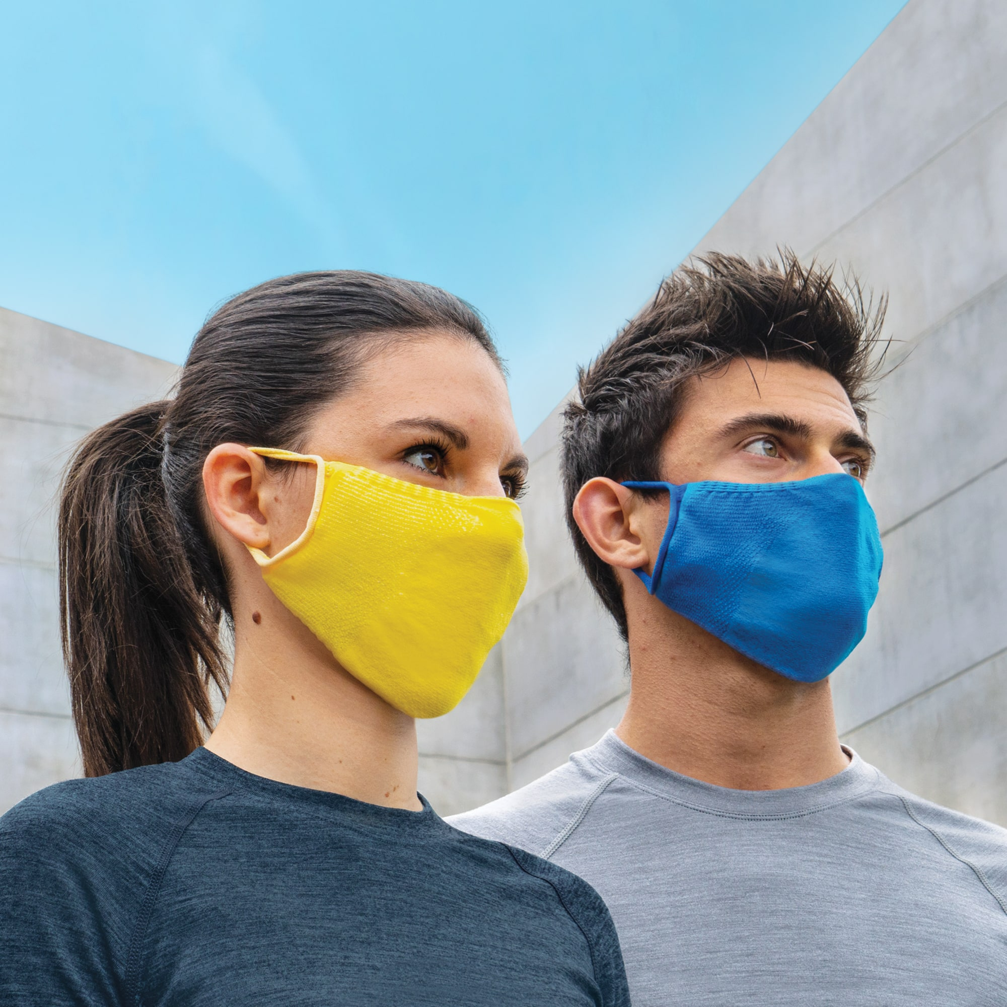 Is Running with a Mask Safe?