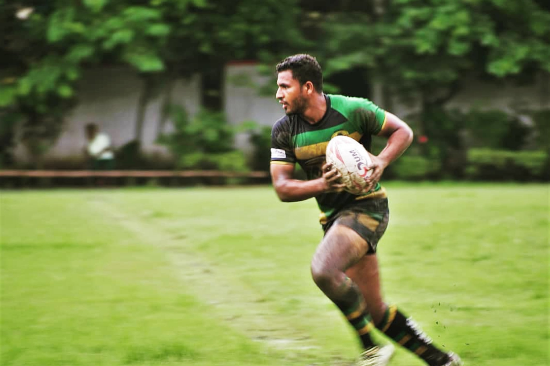 Akash Balmiki- Growing Up With Rugby