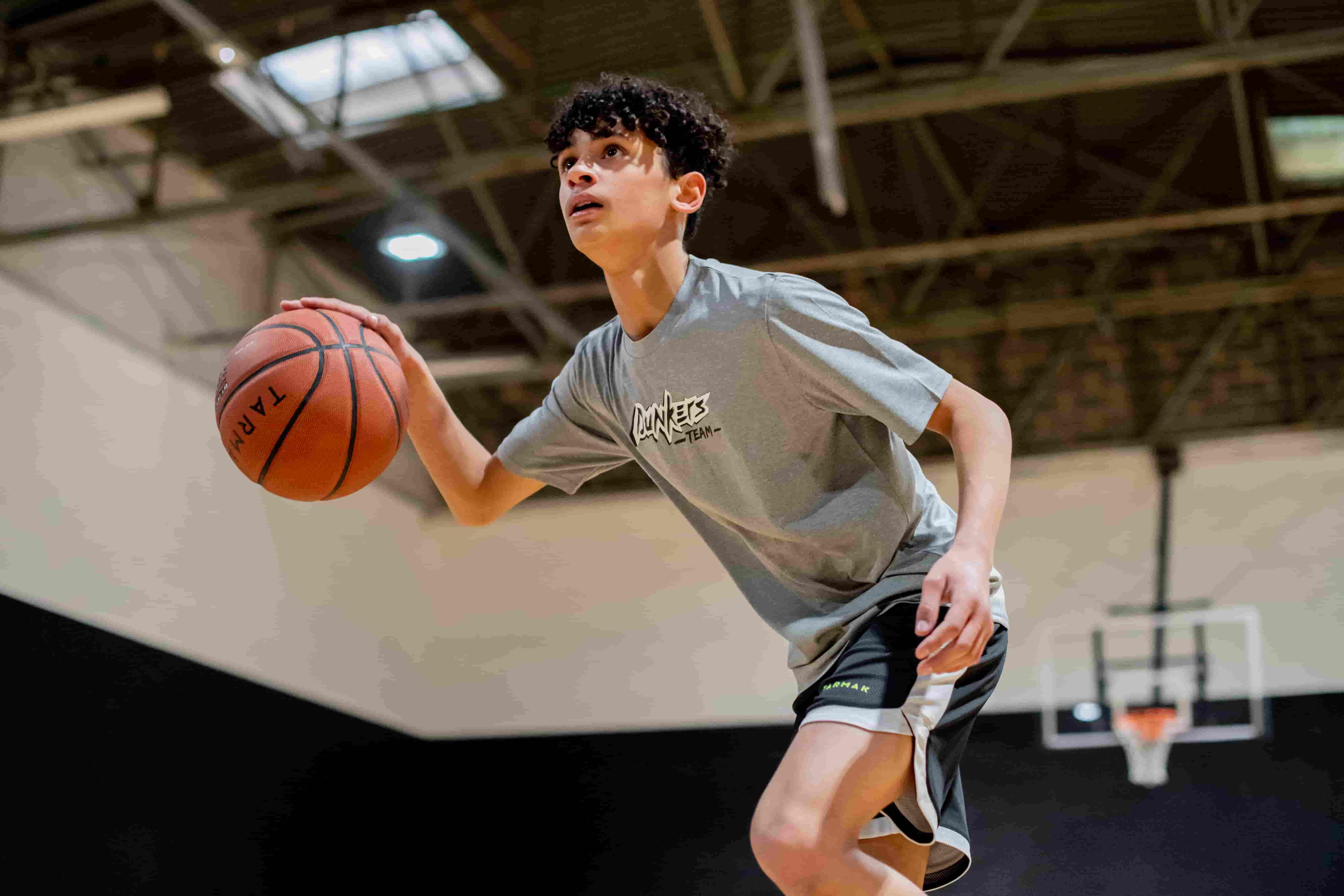 5 basketball exercises to increase your kid's height