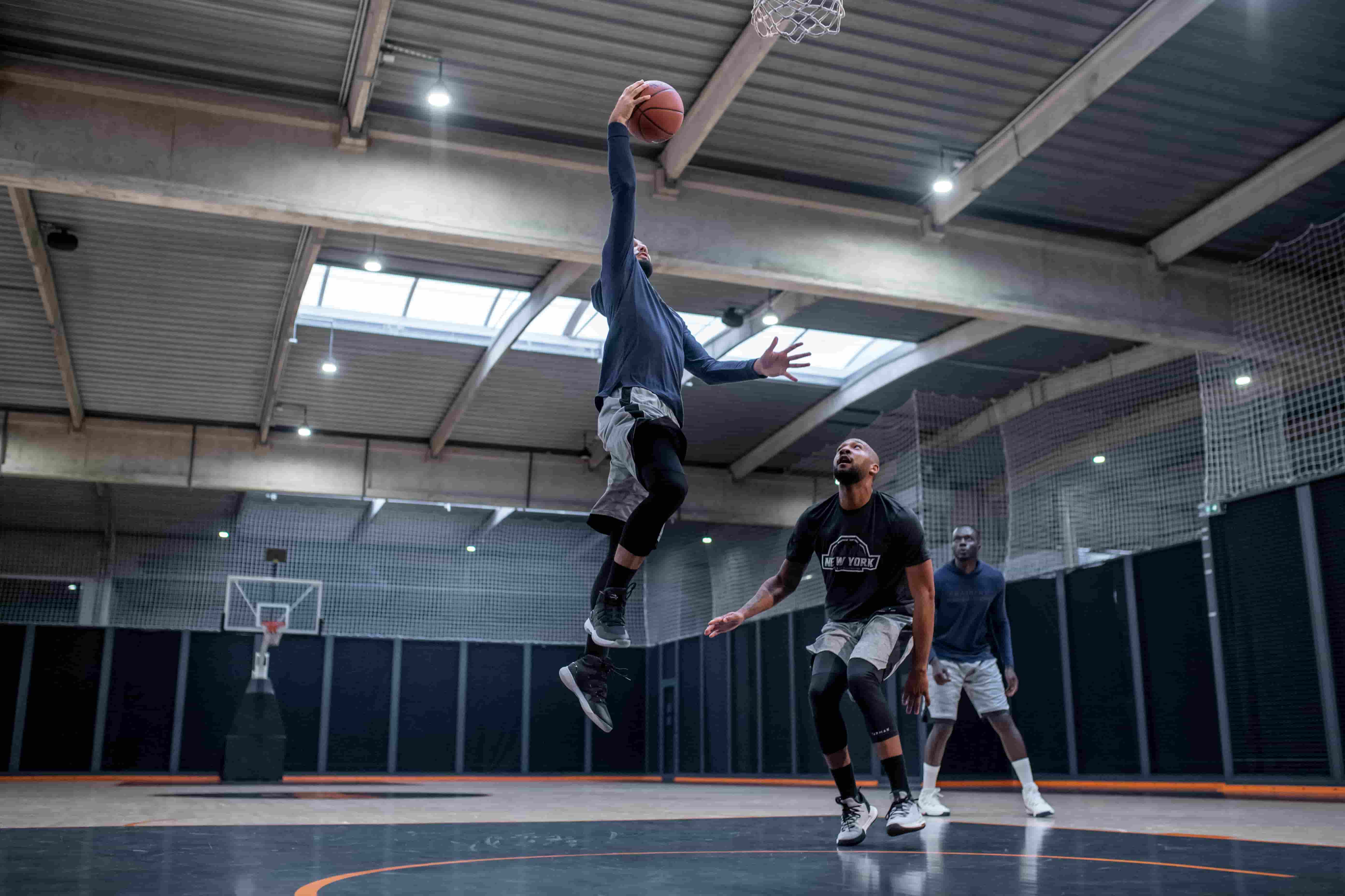 6 Exercises to jump higher while playing basketball for a beginner