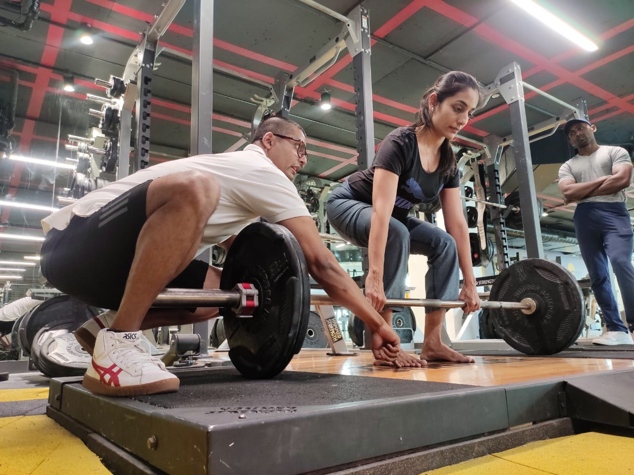 In Conversation with Strength Coach, Rupesh Choudhury