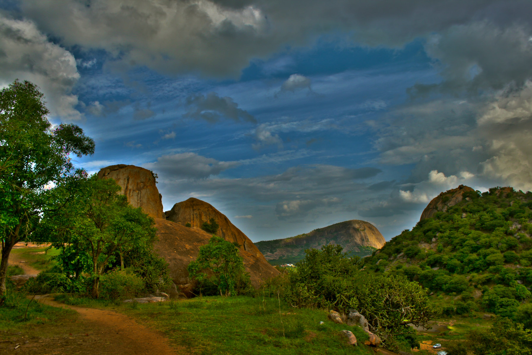 Weekend Getaways and Hikes Near Bangalore