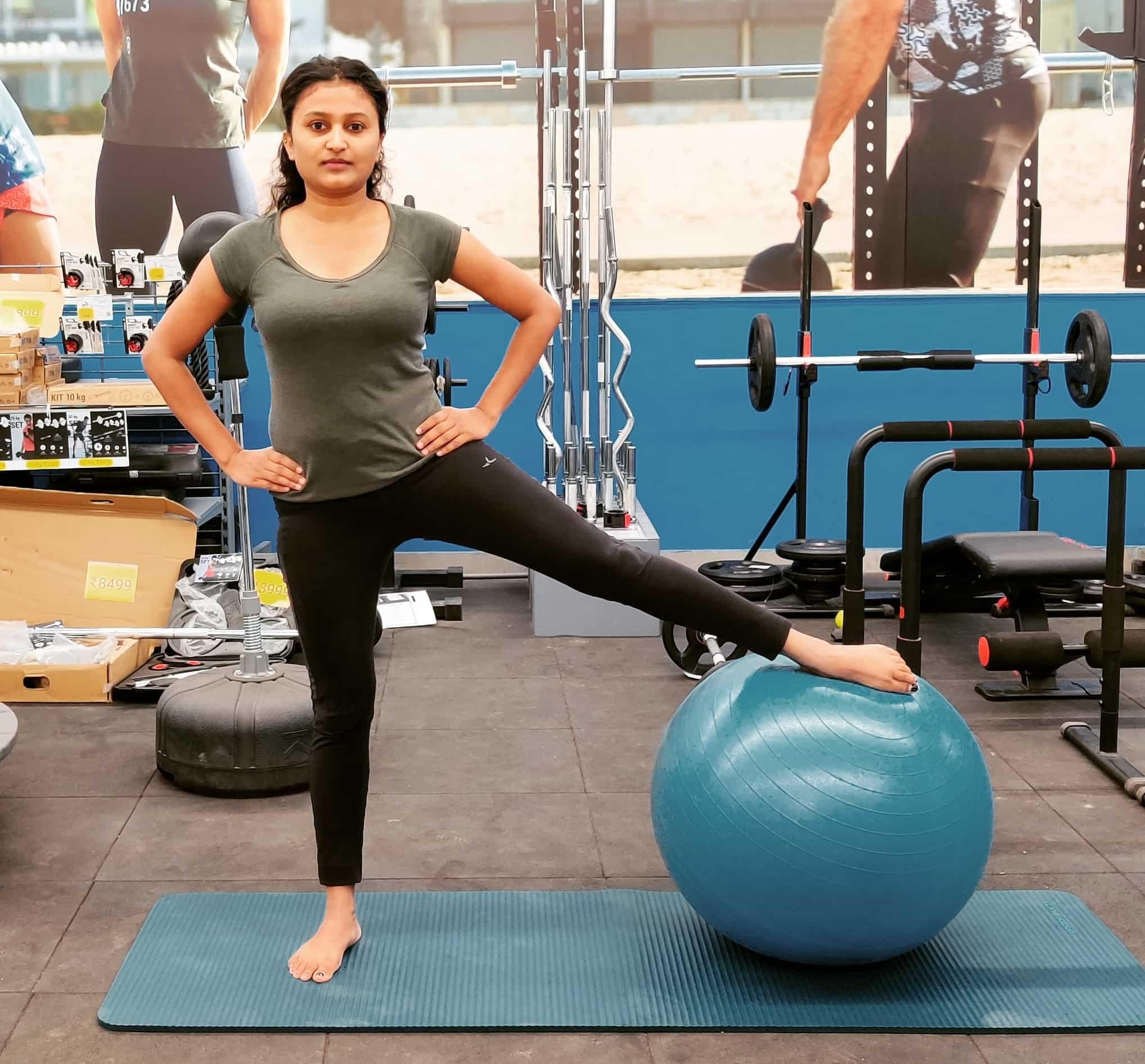 """""""Pilates Is A Long-Term Gift From You To Your Body""""- Minni Gupta"""