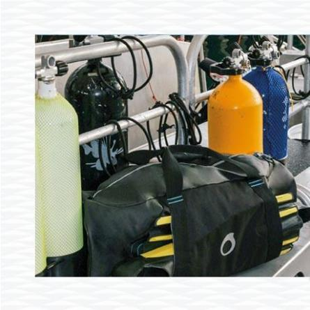tips service subea diving cylinder equipment