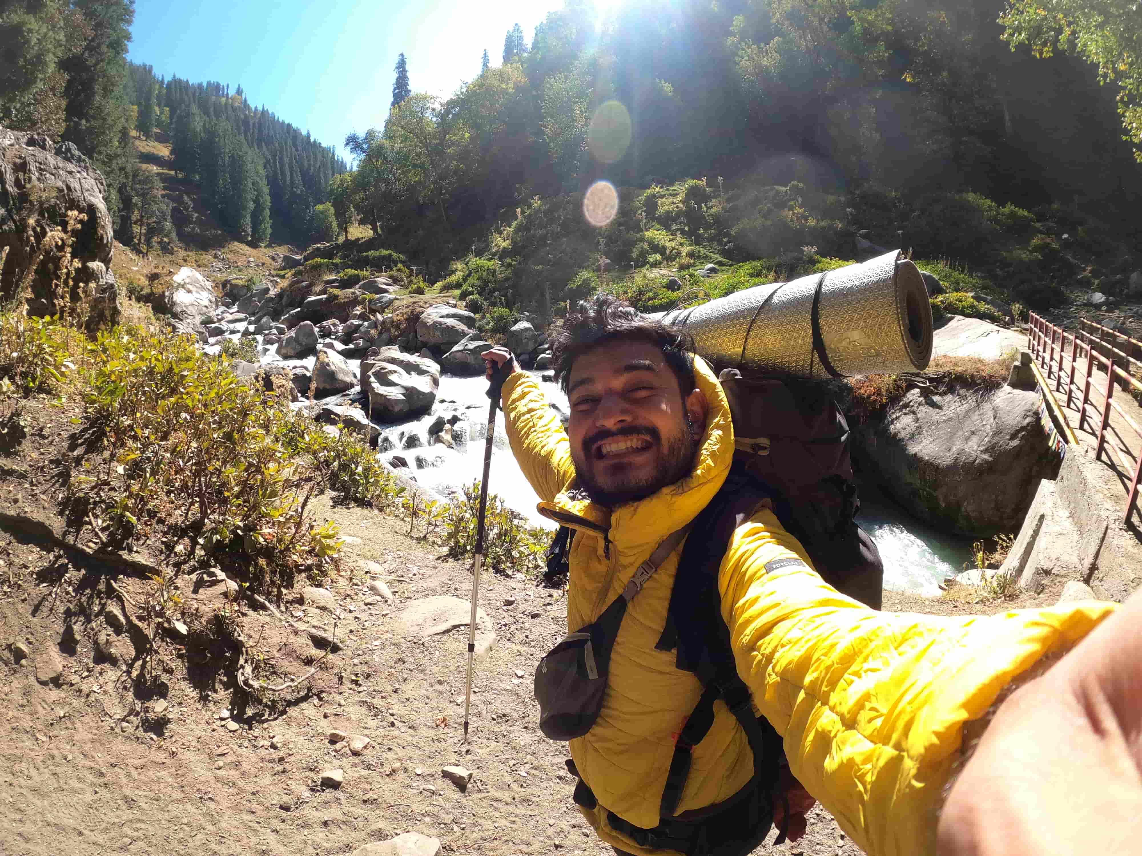 Hampta Pass  : Experiences of a Post Lockdown Trek