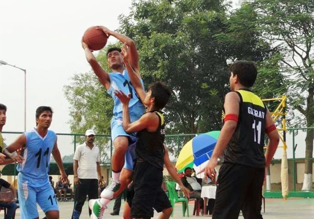 Nihal Singh - Basketball is Indeed Life