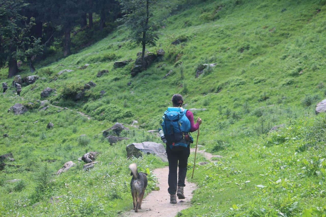 The Girl's Guide to Solo Backpacking and Trekking