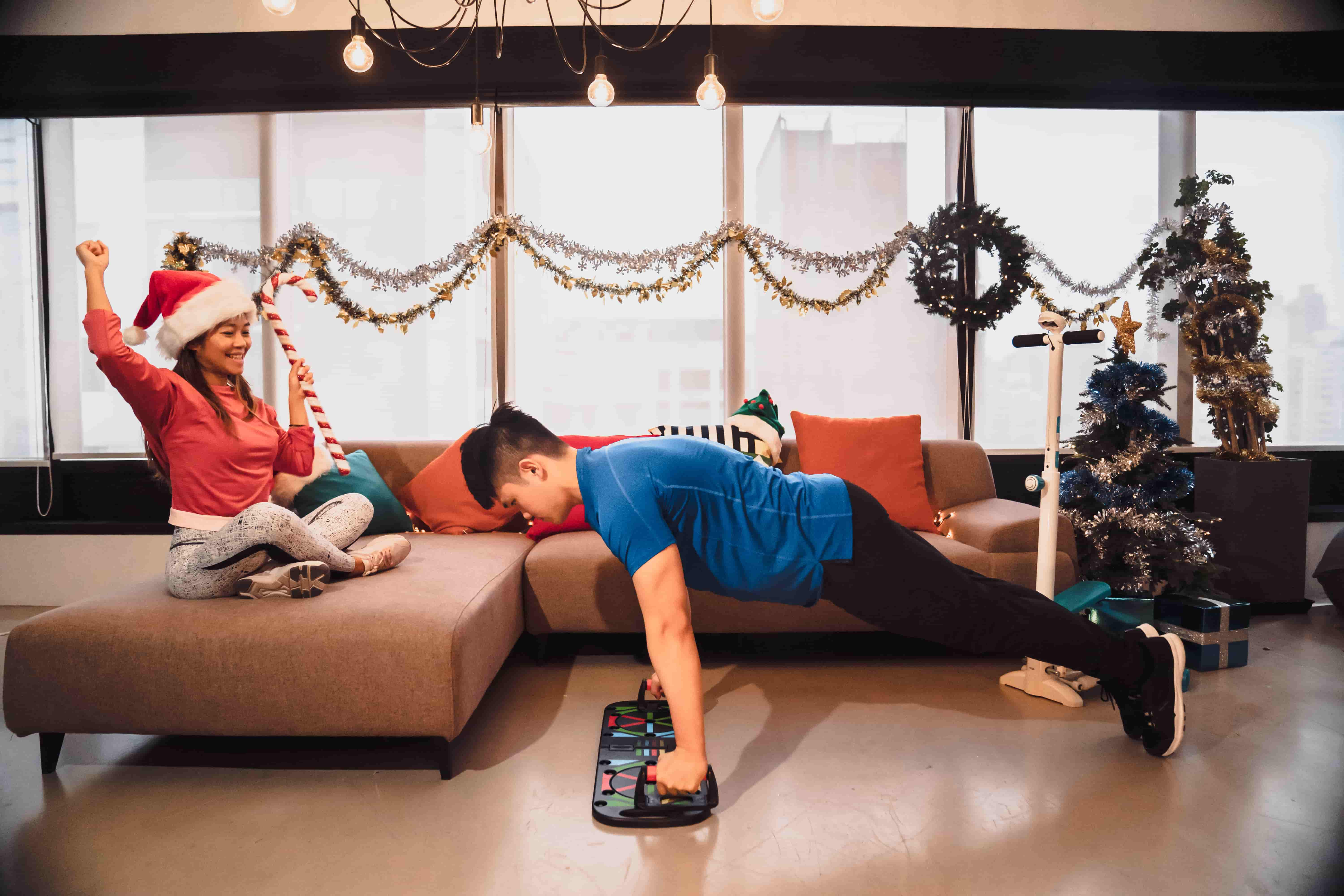 Buy Christmas Gifts for your Loved Ones to Stay Fit
