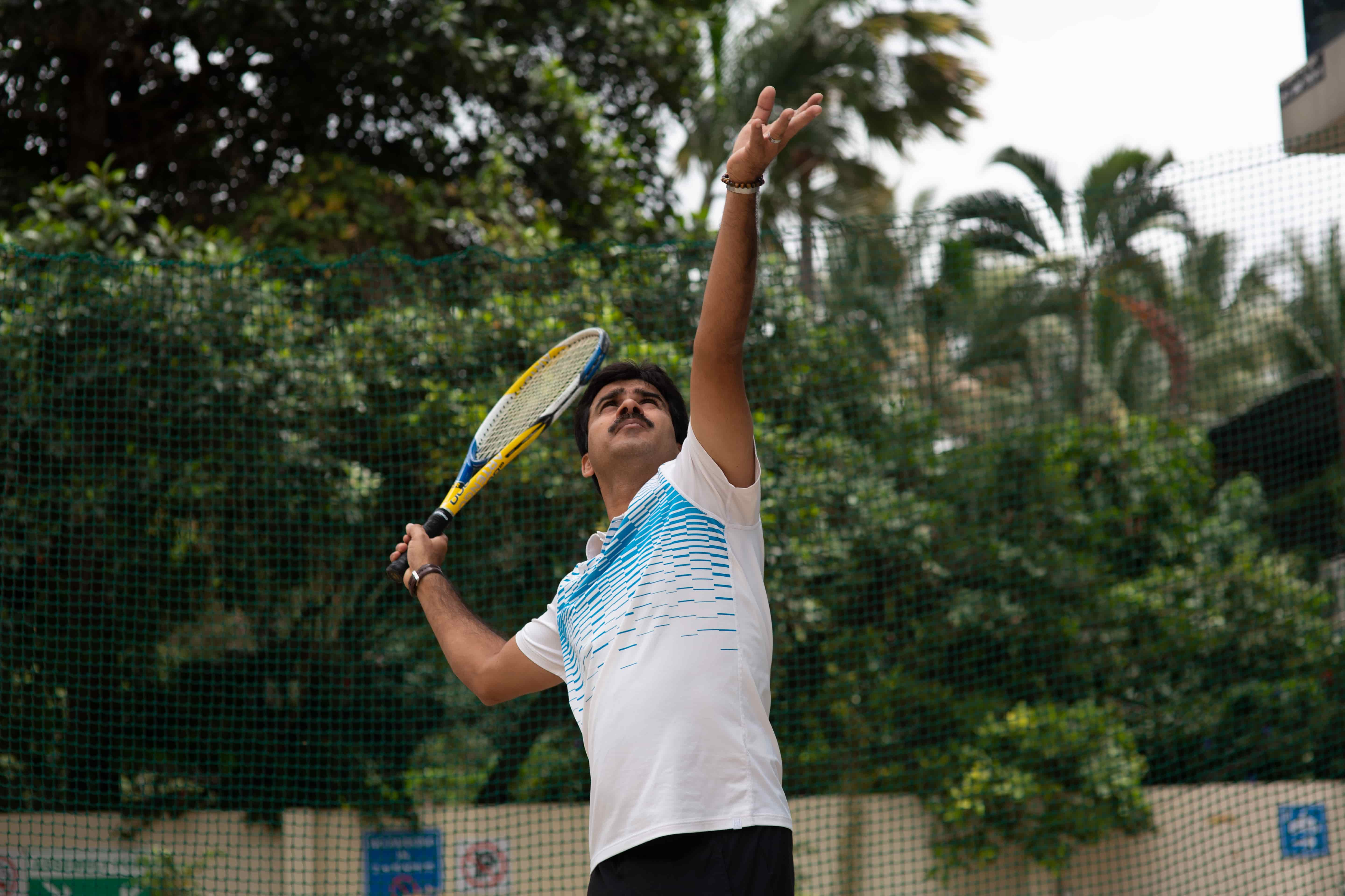 Become a Master of the Tennis Volley