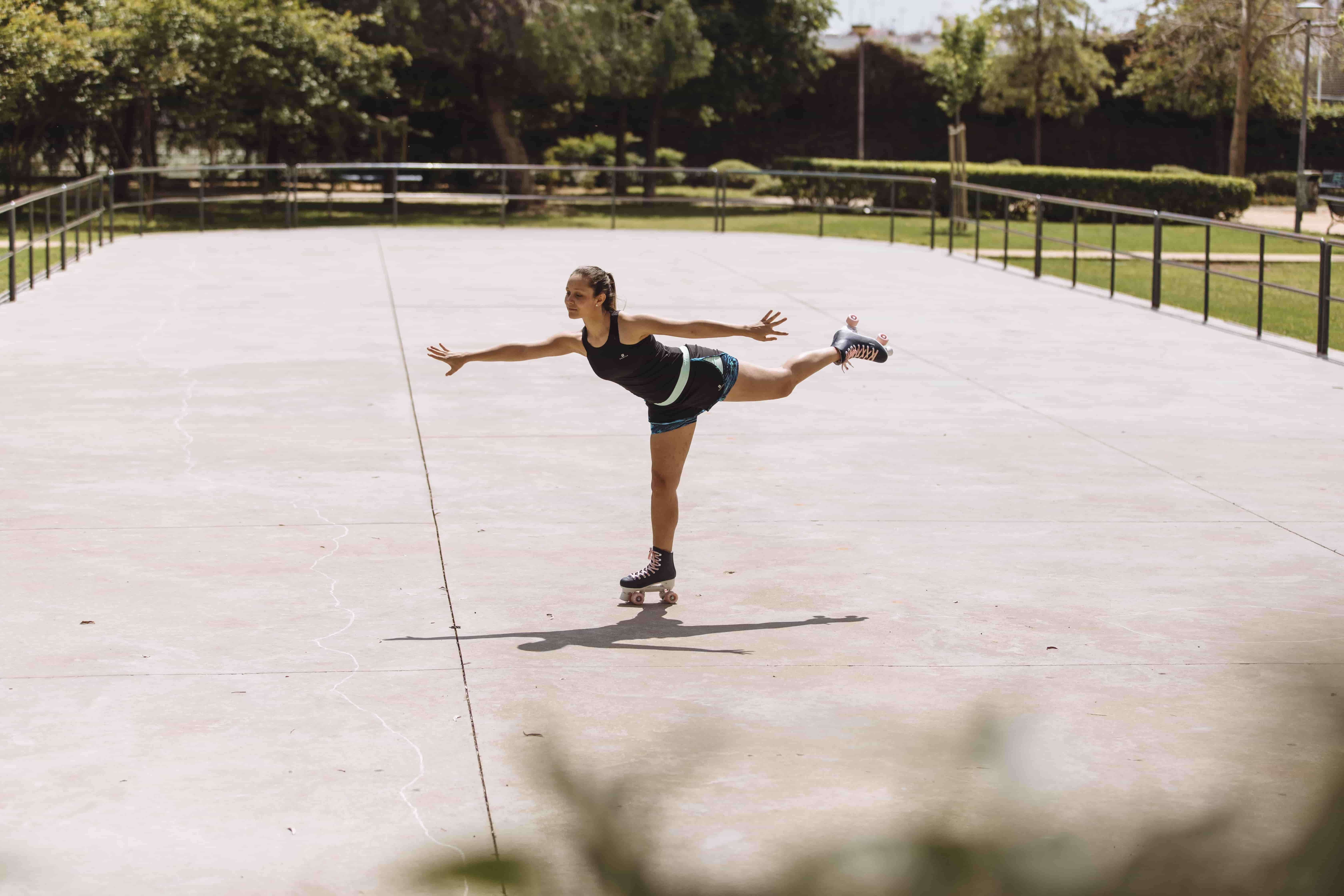 How to avoid injury and fall safety while roller sports- Blog Decathlon