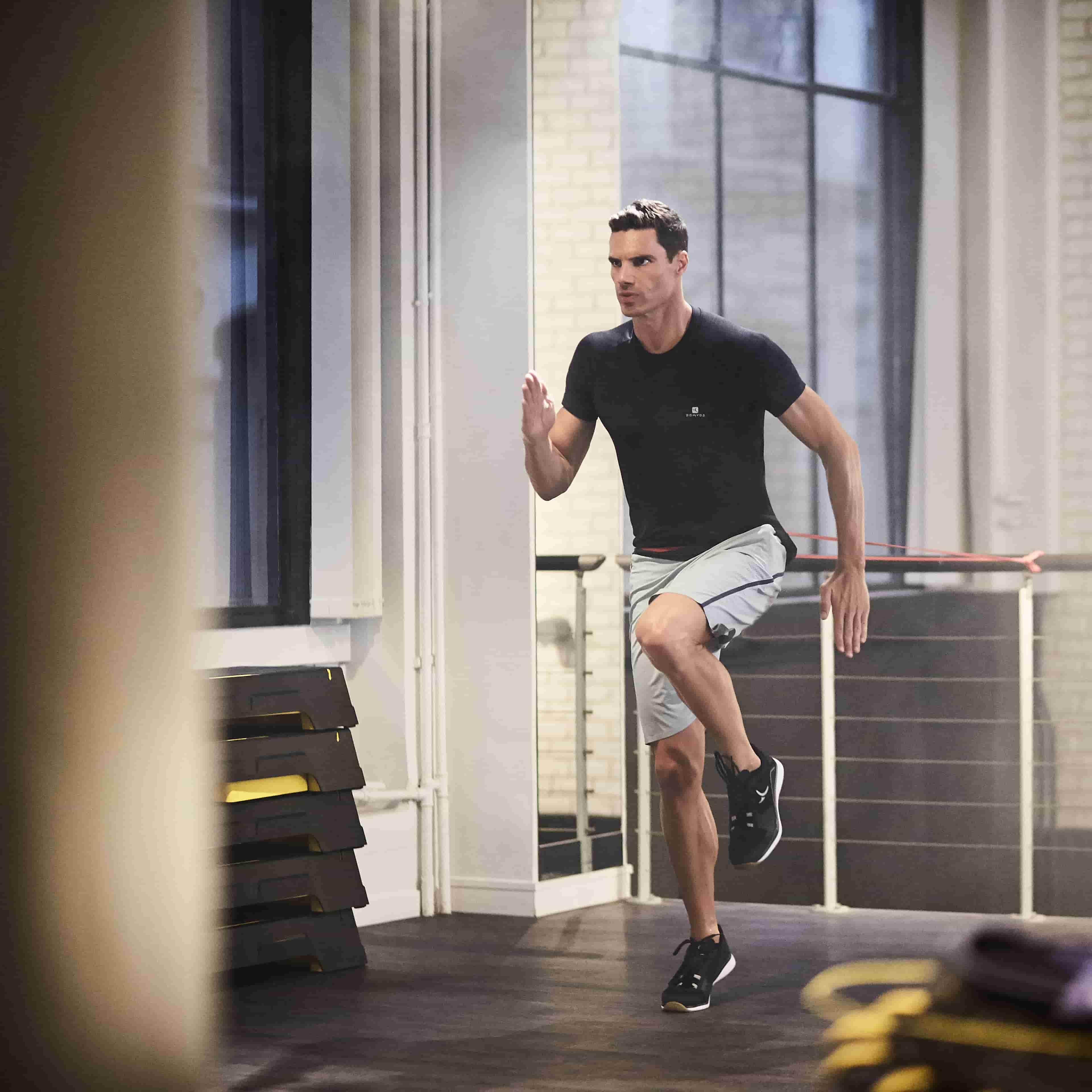 Running at Home