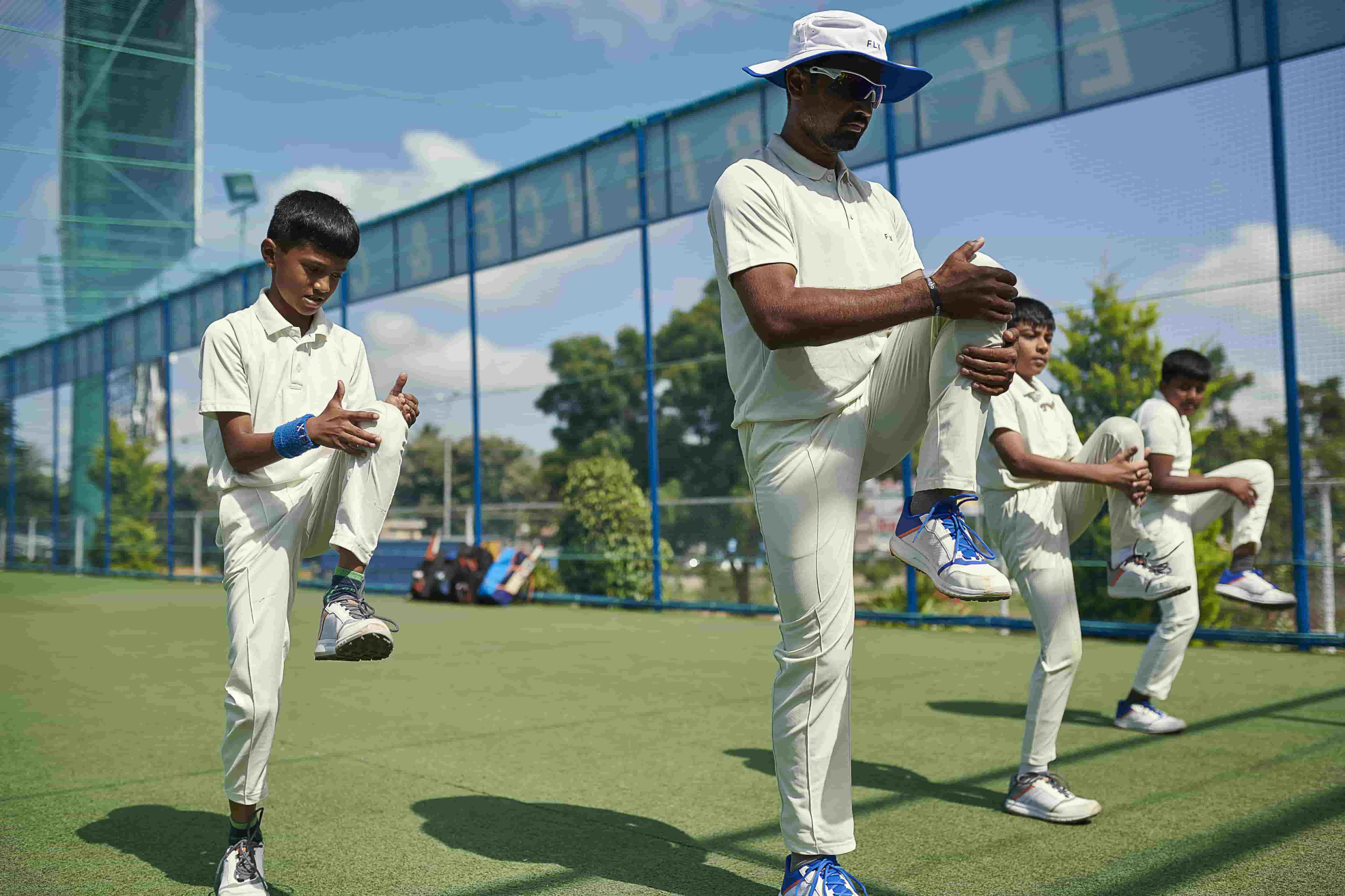 Cricket: Is your Child Training the Right Way?