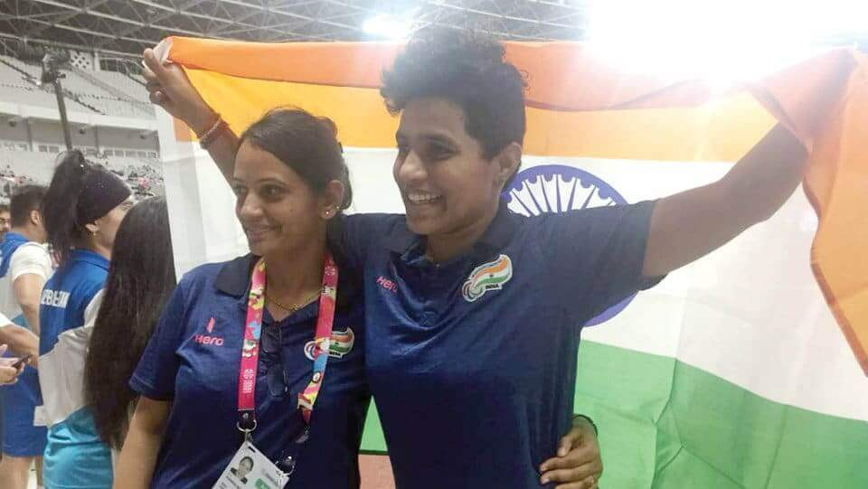 The Story of Para-Athlete and Decathlete : Ramya N S