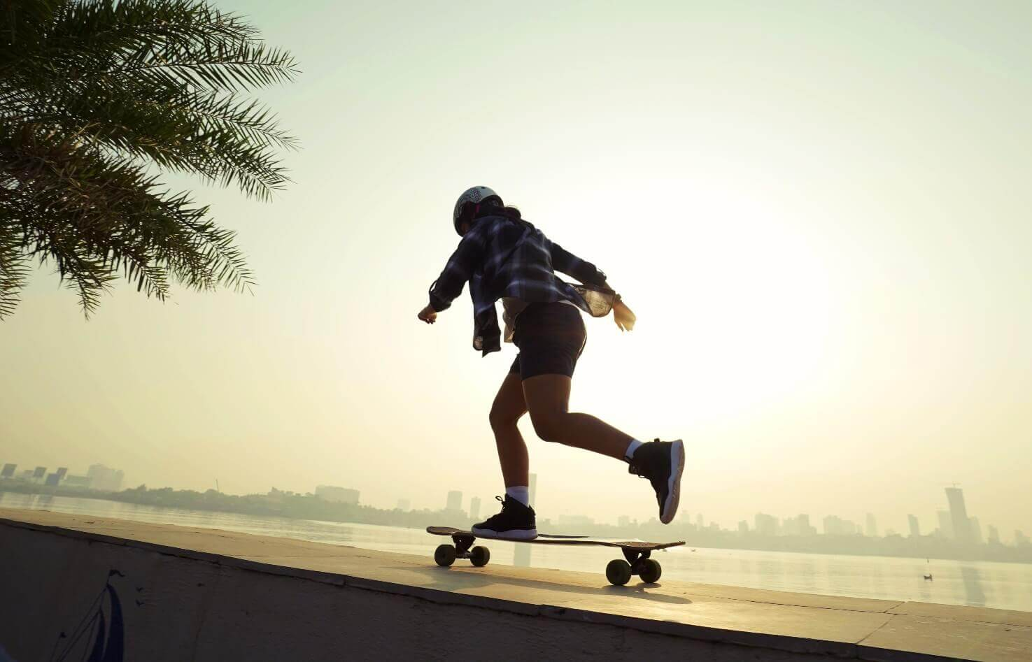 Antima Bisth : Longboarder for the Long Run