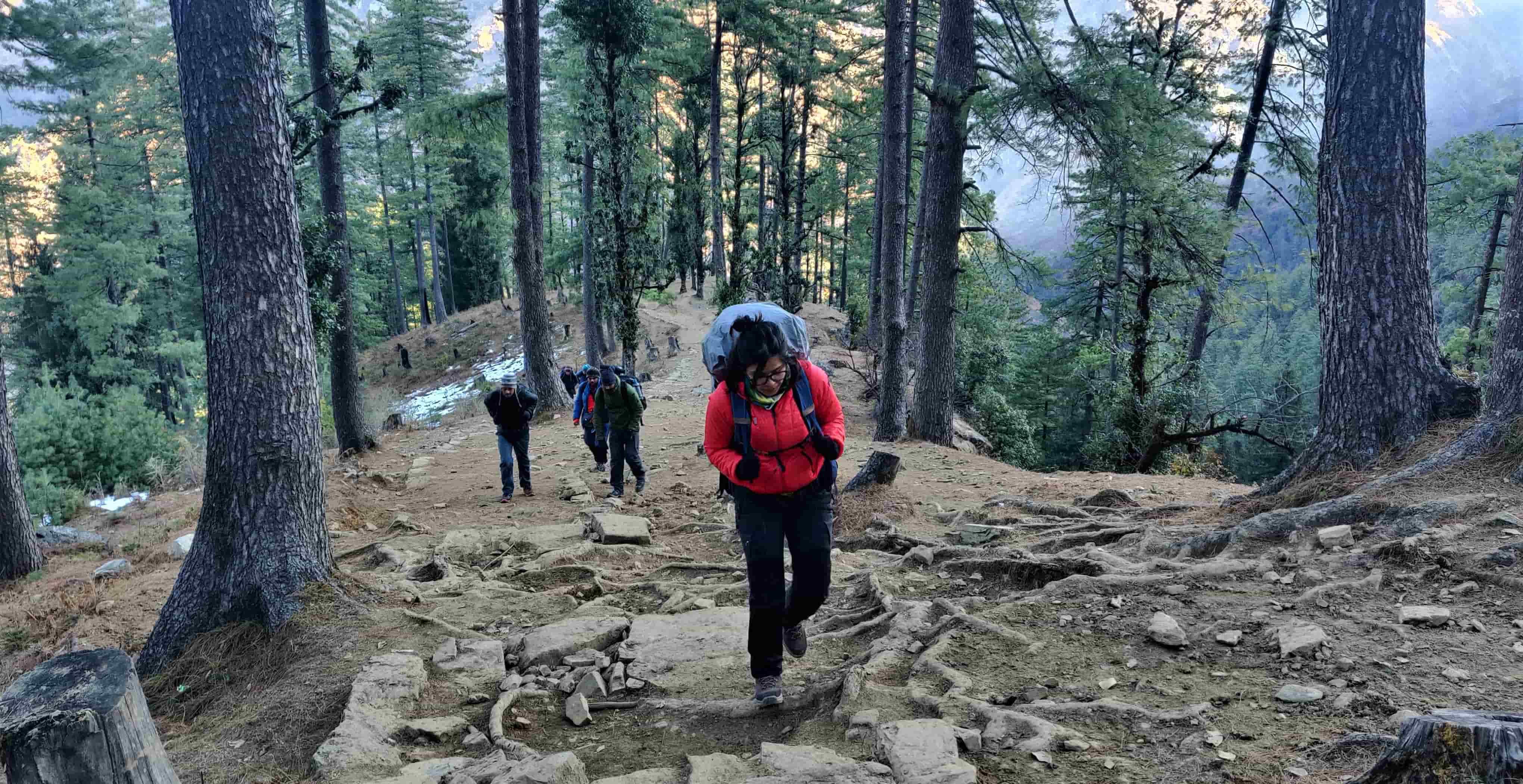 The 5 Wonderful Reasons Why I Trek - Ruchi Rana