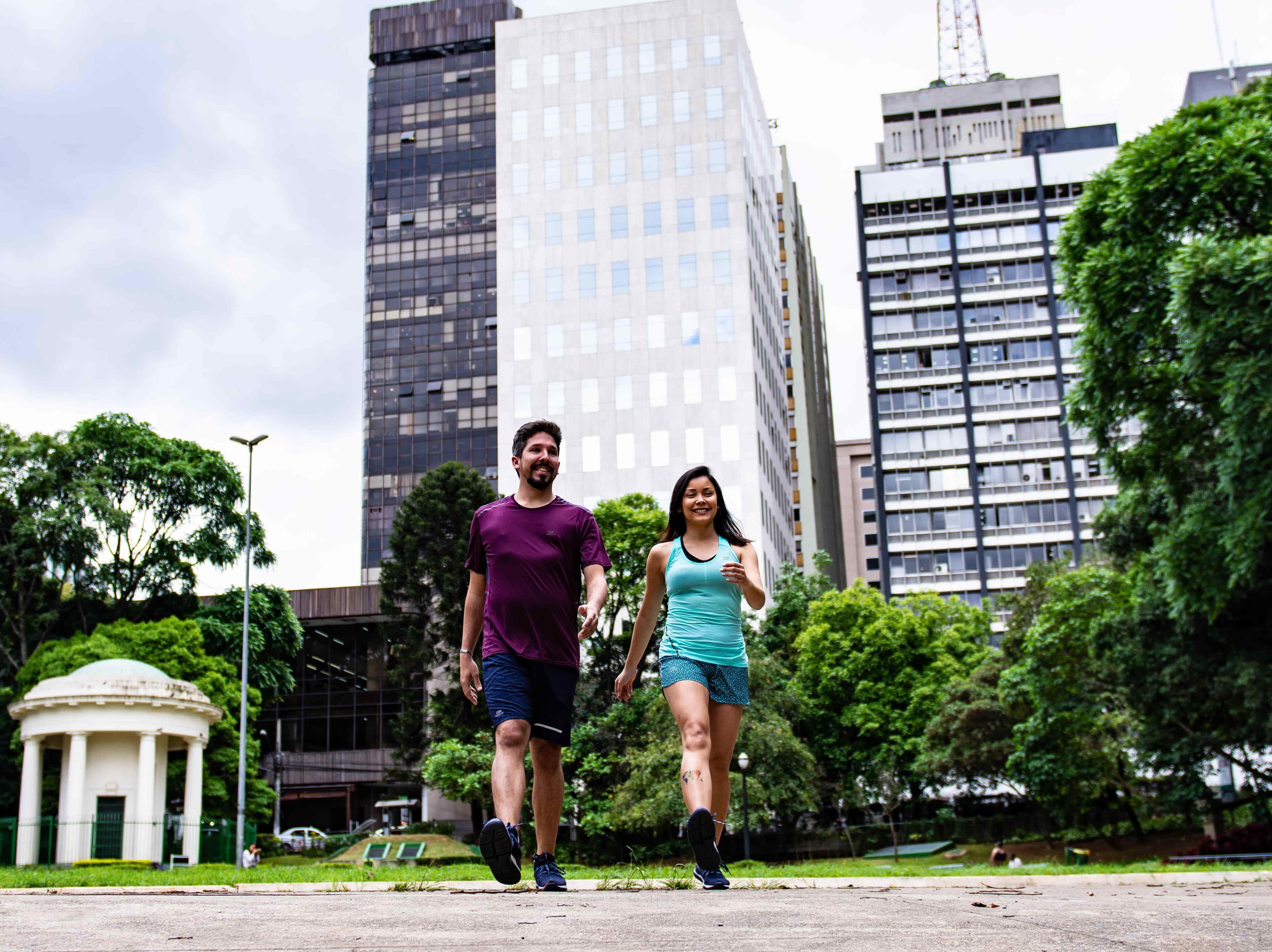 10,000 steps per day: an urban legend?