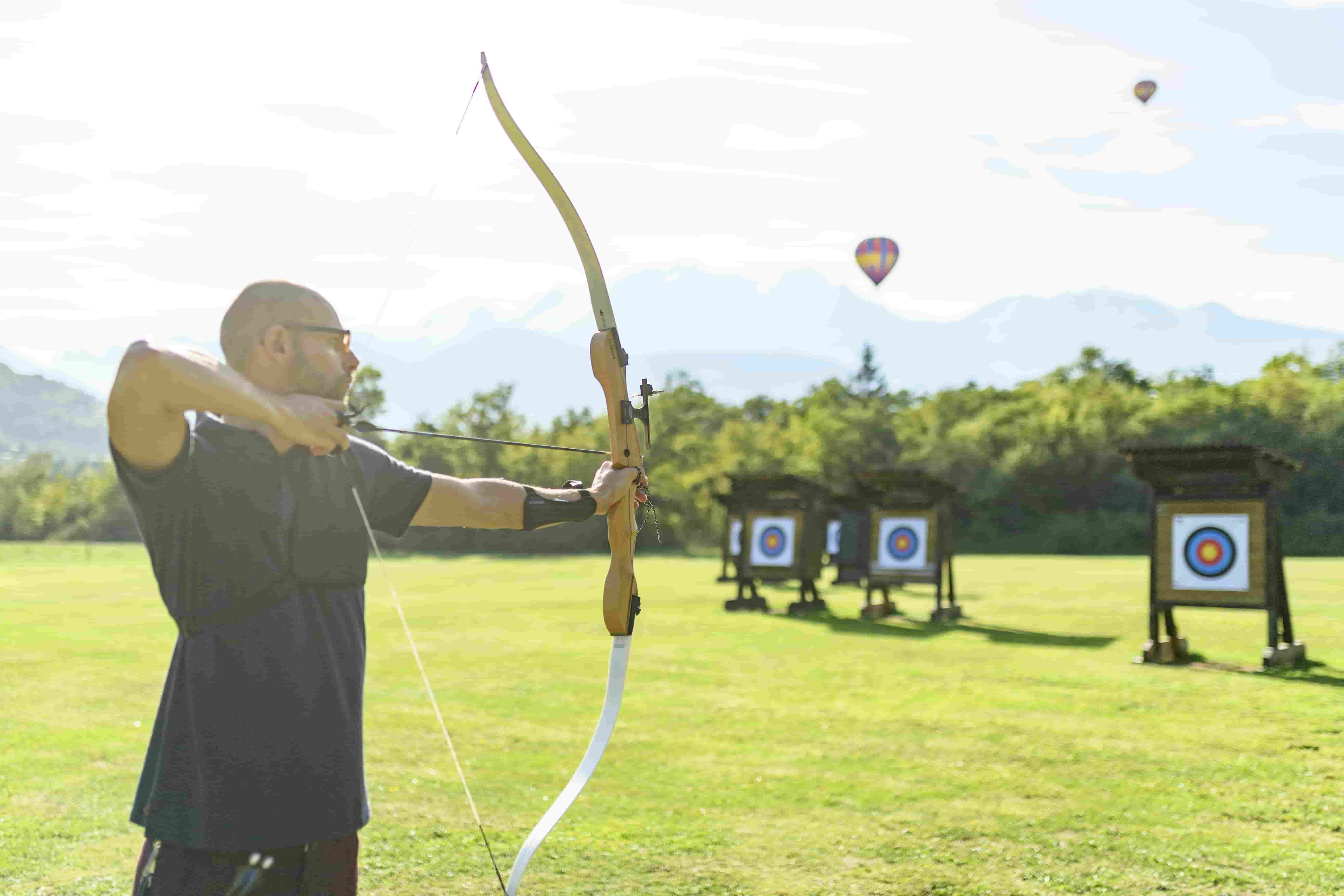 Archery - How to Aim Well