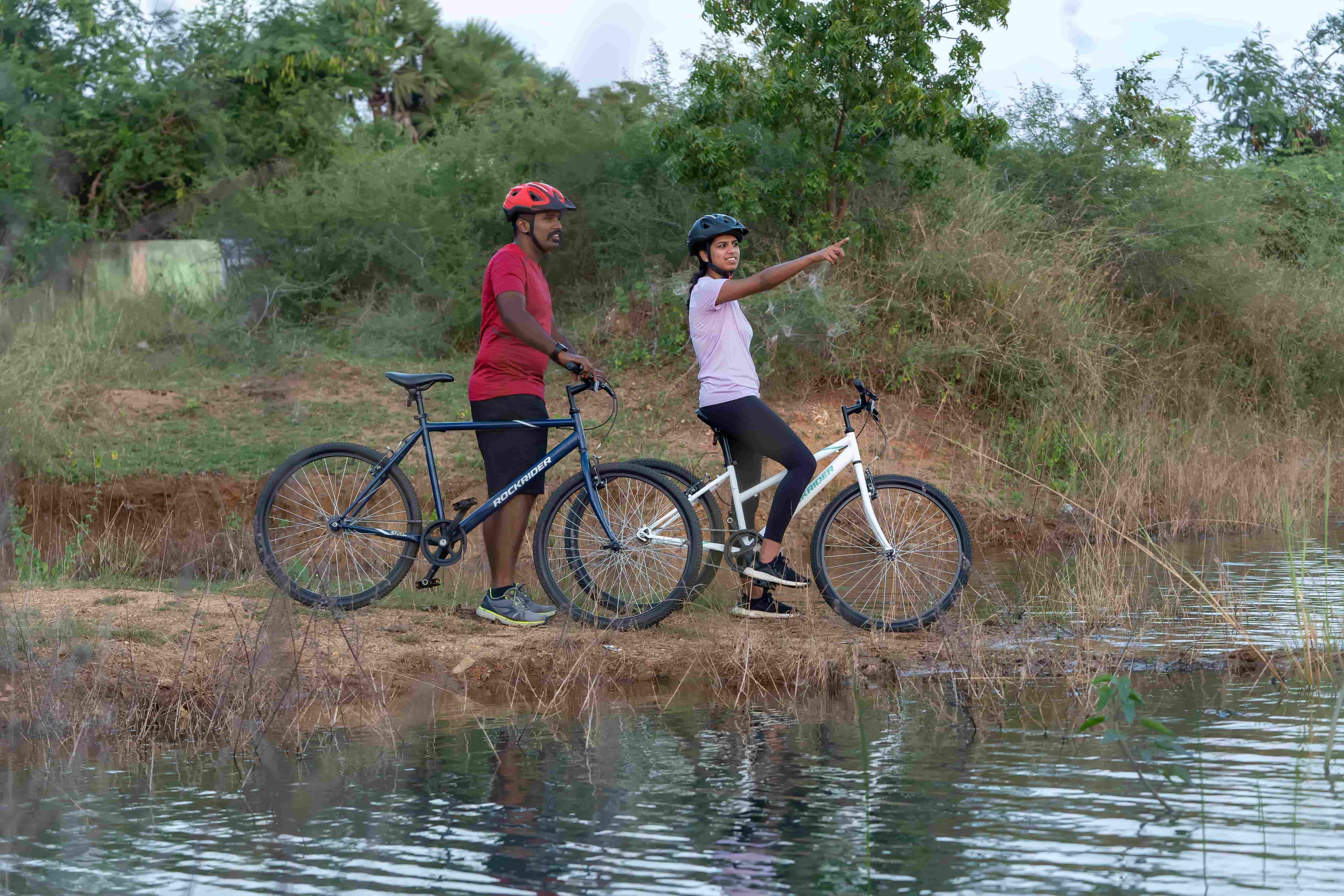 Ride with Dad: A Nice Family Mountain Bike Getaway
