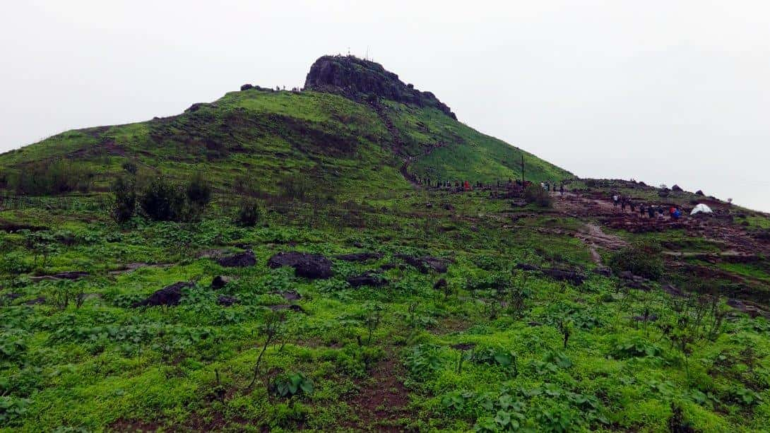 Monsoon Hikes West - Kalsubai Peak Maharashtra